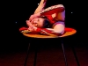velvet burlesque contortion